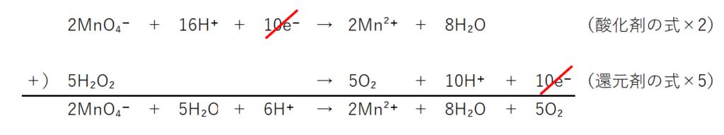 還元 剤 見分け 酸化 方 剤